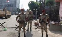 مقتل 3 سياح وإصابة 14 بانفجار حافلة قرب معبر طابا الحدودي