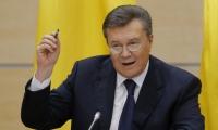 الرئيس الأوكراني المعزول يظهر في روسيا لأول مرة
