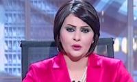 فيديو: إعلامية مصرية تبكي على الهواء بسبب صور فاضحة