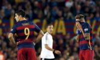 الكارثة مستمرة .. برشلونة يسقط أمام فالنسيا ويتساوى مع أتلتيكو مدريد على القمة