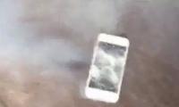 فيديو: حطم هاتفه بمطرقة فماذا كانت النتيجة؟
