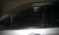 اشتعال النيران بسيارتين باخر 24 ساعه بمدينة ام الفحم