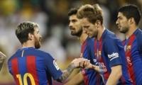 برشلونة لاستغلال غياب الريال عن