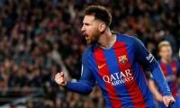 ميسي يسجل رقمًا تهديفيًا غير مسبوق في تاريخ الدوري الإسباني