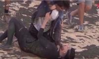 رامز جلال أمام القضاء بعد حلقة شاروخان