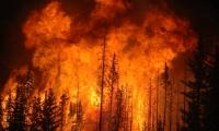 كندا: إجلاء آلاف المواطنين بسبب اشتعال حرائق في احدى الغابات