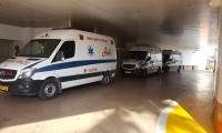 اصابة طفل تعرض لحادث دهس في دير الاسد