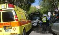 اصابة خطيرة لمسنة جراء حادث دهس في شفاعمرو