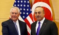 جاويش أوغلو: العلاقات بين تركيا والولايات المتحدة على وشك الانهيار