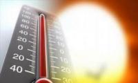 حالة الطقس: درجات الحرارة اعلى من معدلها مع احتمال سقوط زخات من المطر