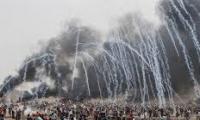 غزة تنتطلق في الجمعة العاشرة :