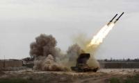 حماس تجري تجربة على صاروخ جديد بالبحر