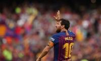 برشلونة: ميسي لا يحتاج إلى جوائز لتأكيد أنه الأفضل في العالم