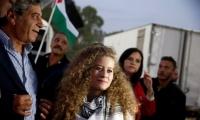 عهد التميمي تمثّل الشباب الفلسطيني في اليونان