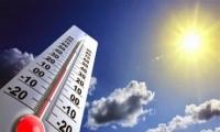 حالة الطقس: الحرارة في ارتفاع مستمر