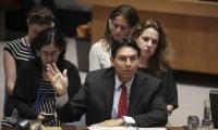 دانون يطالب مجلس الأمن بإدانة عملية القتل قرب القدس
