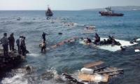 مقتل نحو 150 شخصا بتحطم سفينة قبالة ليبيا
