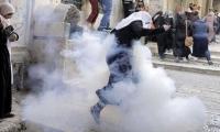قوات الاحتلال تغلق أبواب المسجد الأقصى بعد اندلاع مواجهات مع المصلين