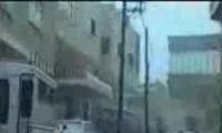 فيديو للثلوج بمدينة ام الفحم بعام 1992