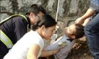 صيني يقدم على الانتحار بحفل زفافه