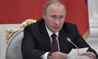 بوتين يقترح عقد مؤتمر يشمل جميع السوريين