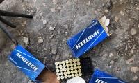 الشرطة تداهم منزلا في باقة الغربية وتضبط اسلحة وقنابل
