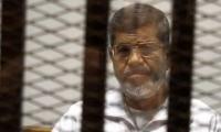توصية قضائية بتأييد سجن مرسي 40 عاما