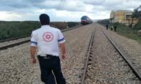 مصرع رجل (40 عاما) دهسًا تحت عجلات قطار في نتانيا