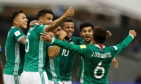 المكسيك تتلف الماكينات الألمانية بفوز ثمين