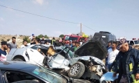 مصرع 94 عربيا بحوادث الطرق منذ بداية العام 2018