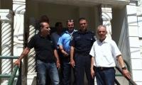 باقة الغربية : لجنة الاباء المحلية تنجح برصد 5 دوريات شرطة وأمن من اجل الحفاظ على الامان في باقة