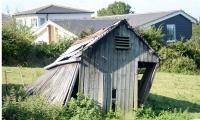 صور: بيع هيكل خشبي مهجور بمليون إسترليني في بريطانيا
