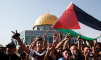 غزة تحيي يوم التضامن مع فلسطينيي الـ48