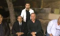 الحاج ذياب غانم يعلن تحالفة مع تميم ياسين