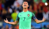 رونالدو: لم أتوقع الفوز باليورو
