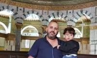 مصرع الطفل يوسف بلال حمود 3 سنوات من ديرحنا واصابة شقيقته ووالديه بحادث طرق مروع قرب المغار