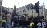 الناصرة: انفجار ضخم يهز الحي الشرقي