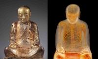بالصور- هذا ما اكتشفه العلماء داخل تمثال بوذا !