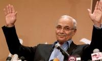 شفيق يعلن عدم الترشح للانتخابات الرئاسية المقبلة في مصر