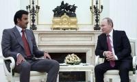 قطر تنتظر بوتين والسلاح الروسي