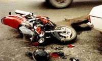 مصرع 3 في تصادم دراجة بخارية بقطار في بني سويف