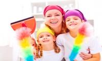كيف يمكن للأطفال أن يُشاركوا بالأعمال المنـزليّة؟