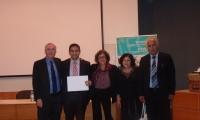 جائزة معهد التخنيون للشاعر والباحث إياس يوسف ناصر