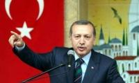أردوغان:المتظاهرون مخربون وفوضويون