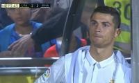 بالأرقام.. عدد مرات استبدال كريستيانو رونالدو في ريال مدريد