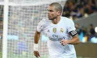 بيبي يؤيد رحيل كريستيانو رونالدو عن ريال مدريد