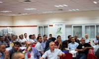 المؤتمر العلمي السنوي الثاني  المعهد العالي للاستكمالات H.E.D من الوسط العربي
