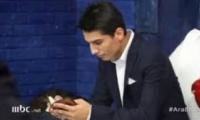 محمد عساف يلبى طلبا صعبا لمعجبيه