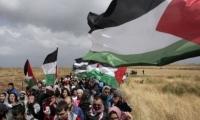 الفلسطينون يستعدون للجمعة الـ10 لمسيرة العودة ..