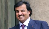 أمير قطر يتعهد بتعليم مليون فتاة